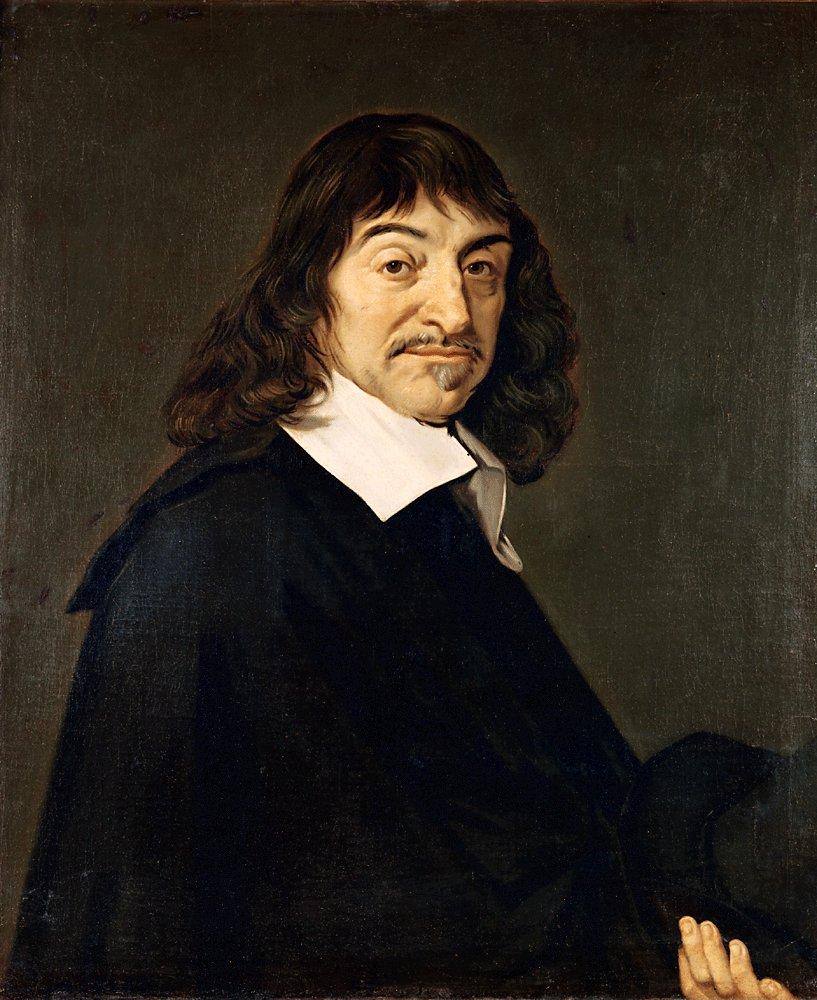 Portrait of Descartes