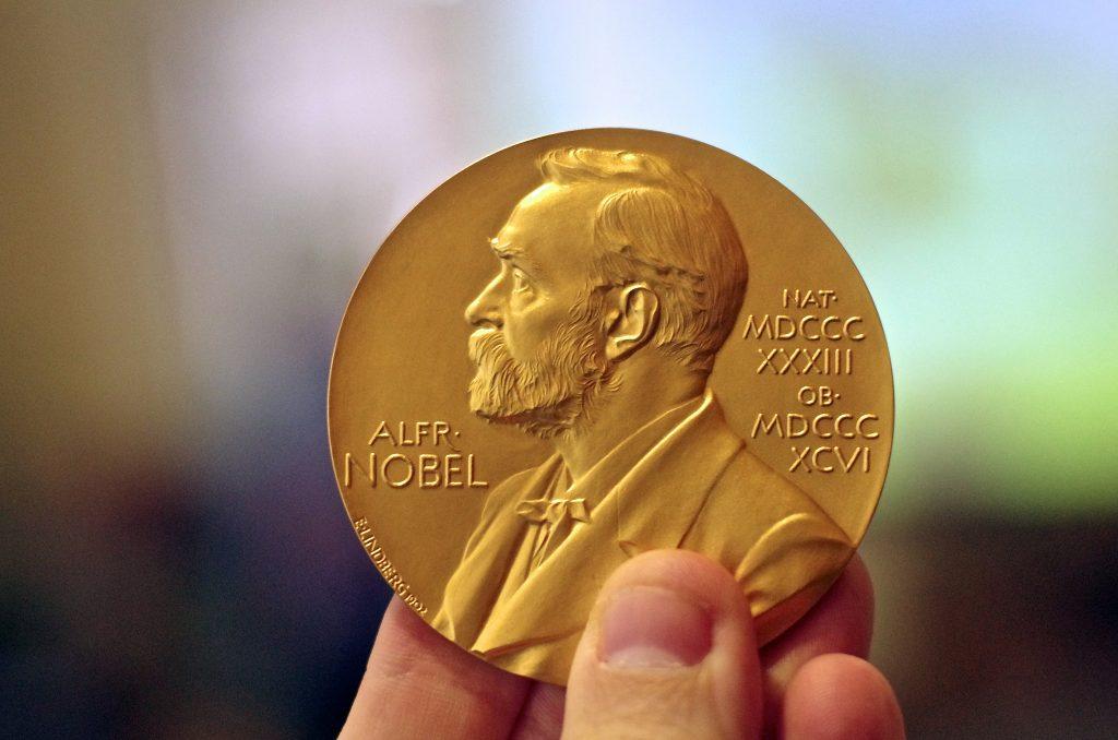 Medalj för nobelpris